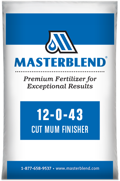 12-0-43-Cut-Mum-Finisher Masterblend water-soluble fertilizer