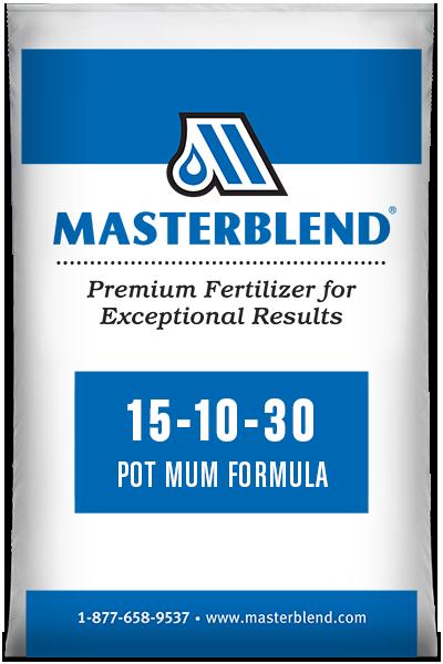 15-10-30 Pot Mum Formula