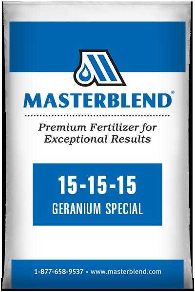 15-15-15 Geranium Special