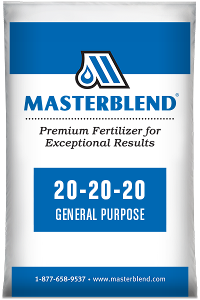 20-20-20 General Purpose Masterblend water-soluble fertilizer
