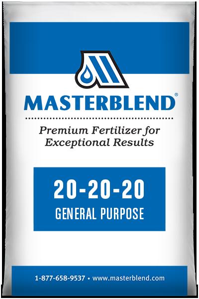 20-20-20 General Purpose Masterblend water-soluble fertilizer