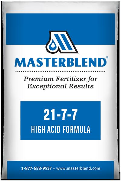 21-7-7-High-Acid-Formula Masterblend water-soluble fertilizer
