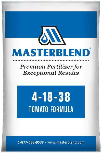 4-18-38-Tomato-Formula Masterblend water-soluble fertilizer
