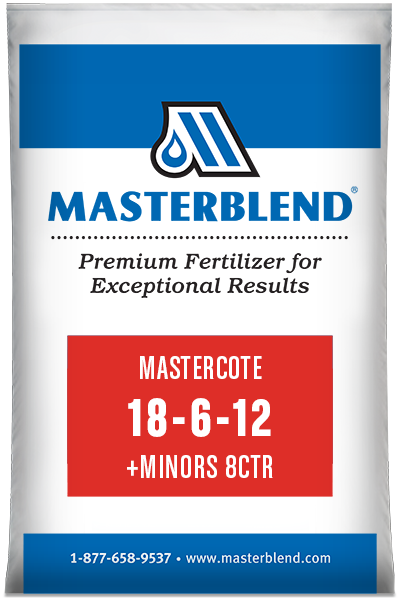 Mastercote 18-6-12 +Minors 8CTR Mastercote control-release
