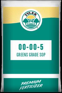 00-00-50 Greens Grade sop