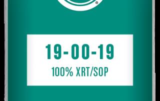 19-00-19 100% XRT/sop