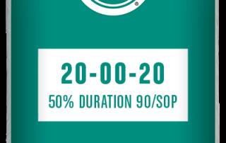 20-00-20 50% Duration 90/sop