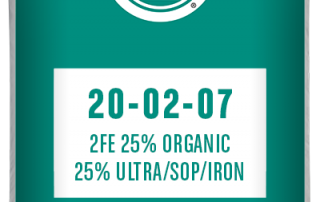 20-02-07 2Fe 25% Organic/25% Ultra/ sop/ Iron