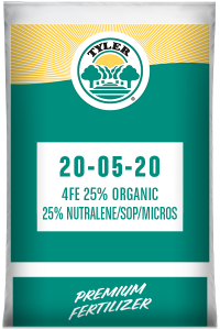 20-05-20 25% Organic/ 25% Nutralene/ sop/ micros