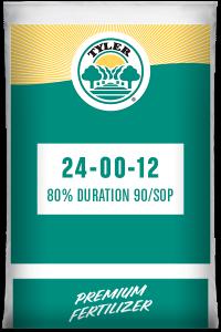 24-00-12 80% Duration 90/sop