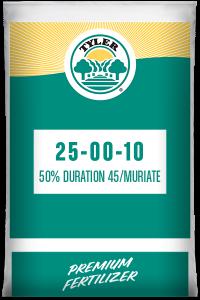 25-00-10 50% Duration 45/Muriate