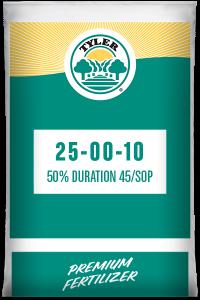 25-00-10 50% Duration 45/sop