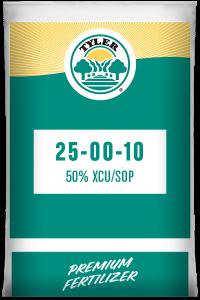 25-00-10 50% XCU/sop