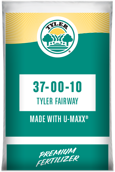37-00-10 Tyler Fairway water-soluble with UMAXX
